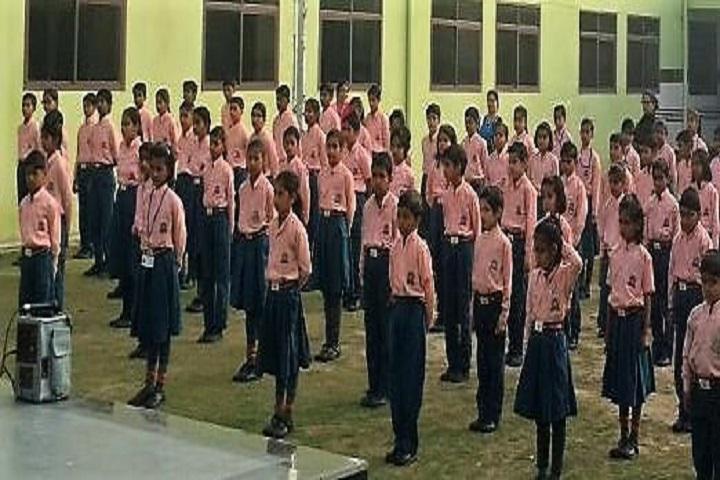 Ashoka International School-Assembly