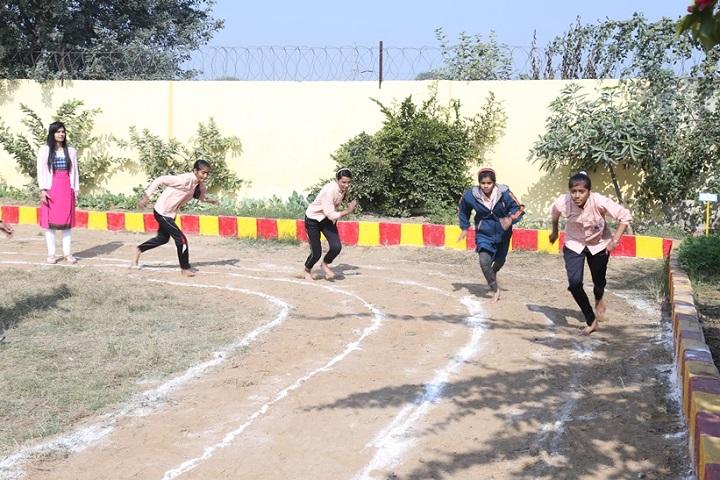 Ashoka International School-Running Competition