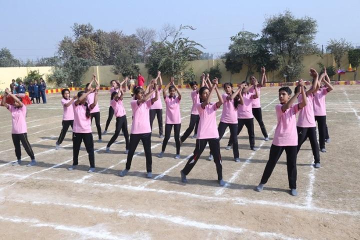 Ashoka International School-Sports day Celebrations