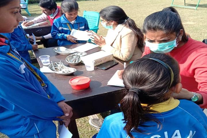 Asian Public School-Dental Checkup