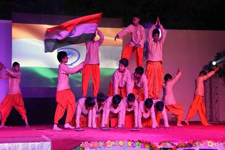 Asian Public School-rangostav activity