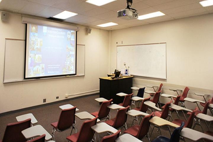 Asian Public School-smart-classroom