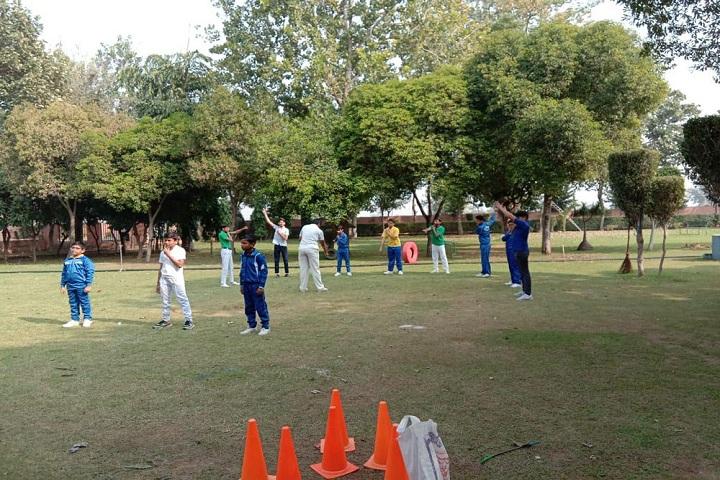 Asian Public School-Sport