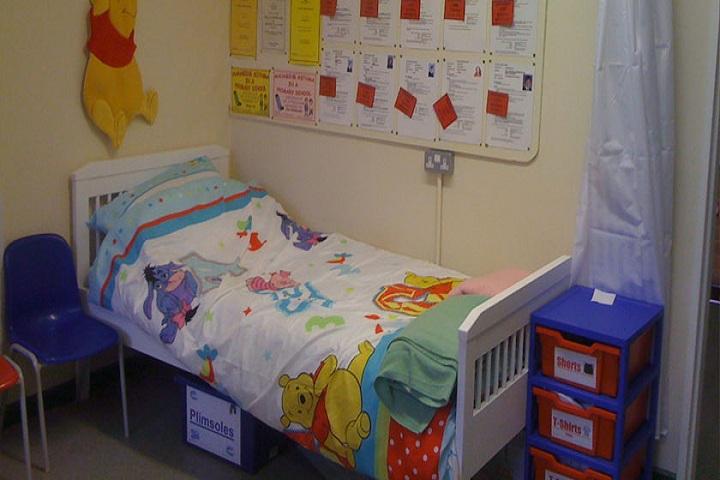 Asian Public School- Medical Room