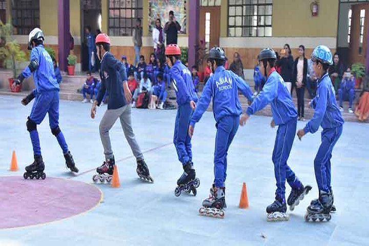 Asian Public School-Outdoor Sports
