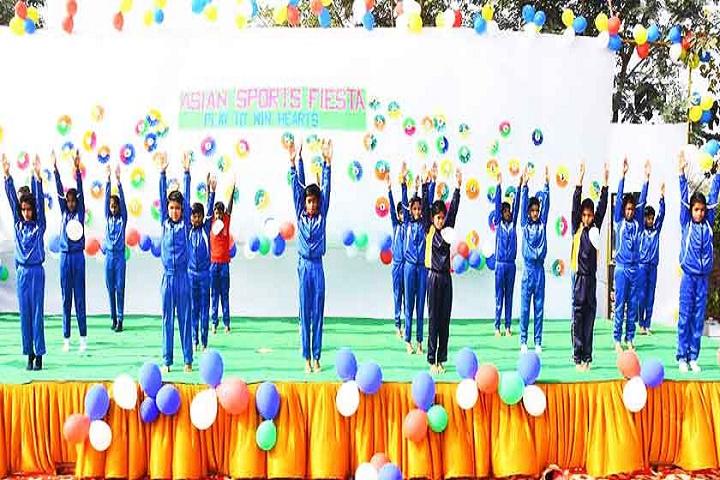 Asian Public School-Yoga-