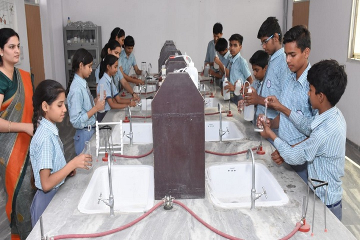 Aviraj World School-Bio Lab