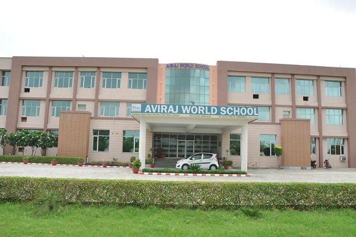 Aviraj World School-Campus