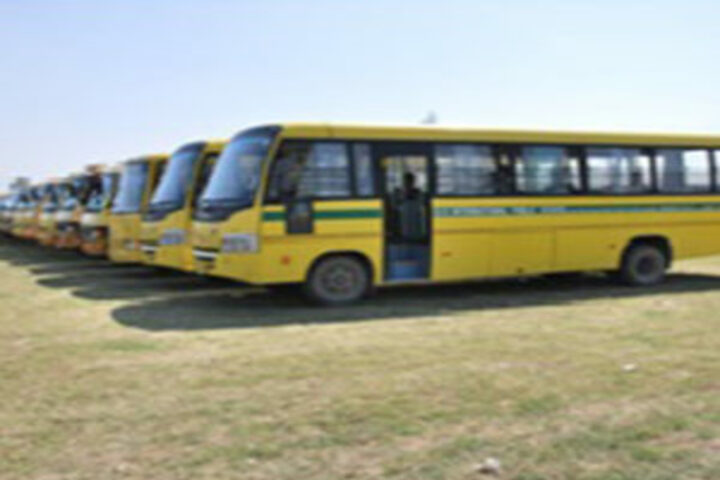 B R International Public School-Transport