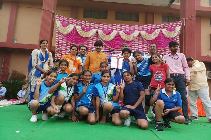 B S M High School-Sports Meet