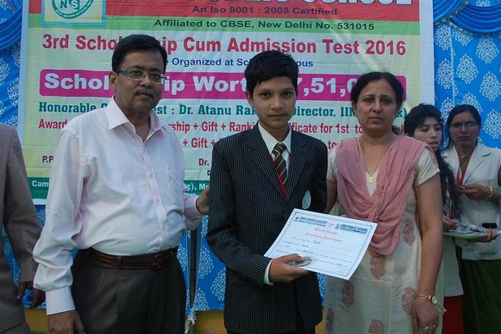 BKN Public School-Achievement