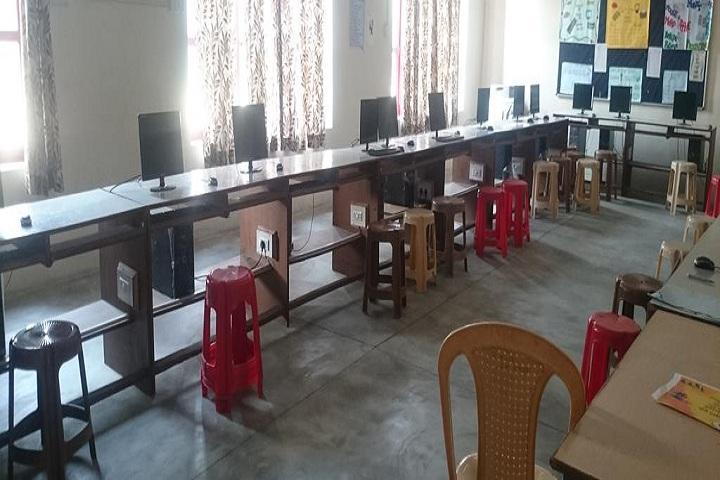 BKN Public School-Computer Lab