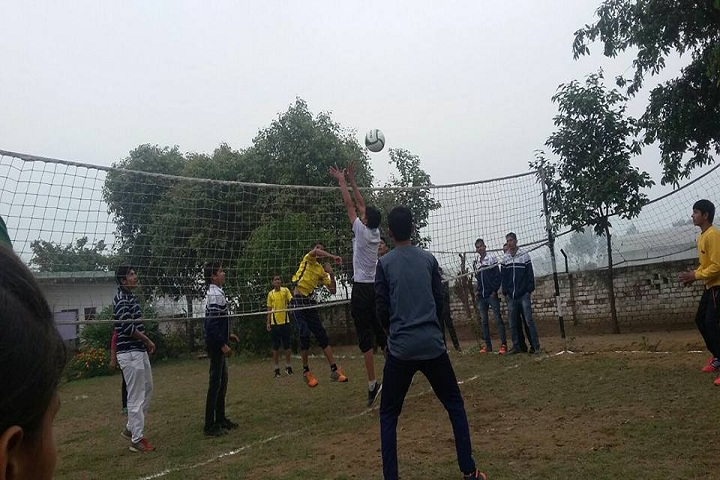 BKN Public School- Volley Ball Competition