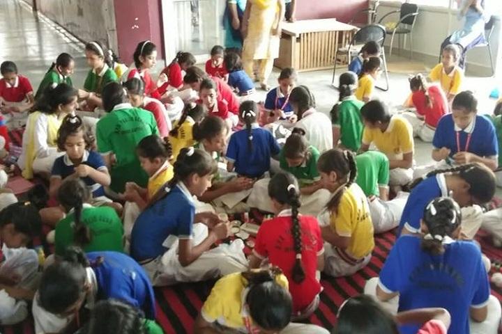 BPR Public School- Art And Craft