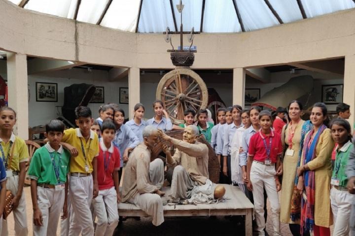 B R Adarsh Senior Secondary School-Museum center