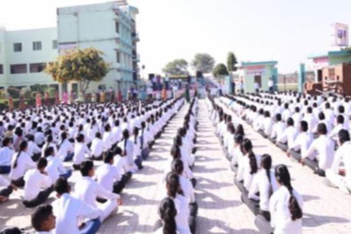 B R Gyan Deep Senior Secondary School-Yoga