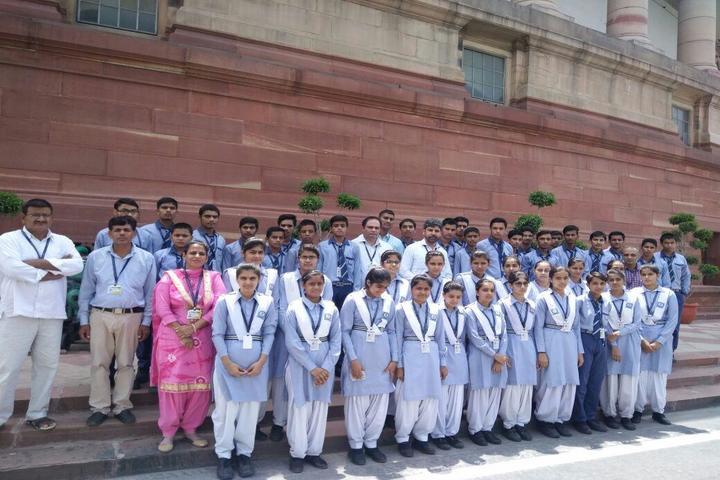 Brahm Shakti Senior Secondary School-Field Trip