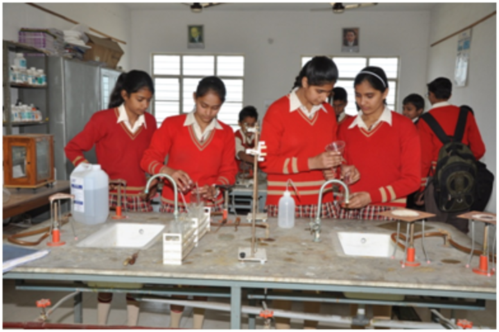 Baba Banda Bahadur Public School- Science Lab