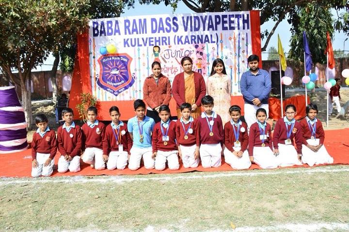 Baba Ram Das Vidyapeeth-sports
