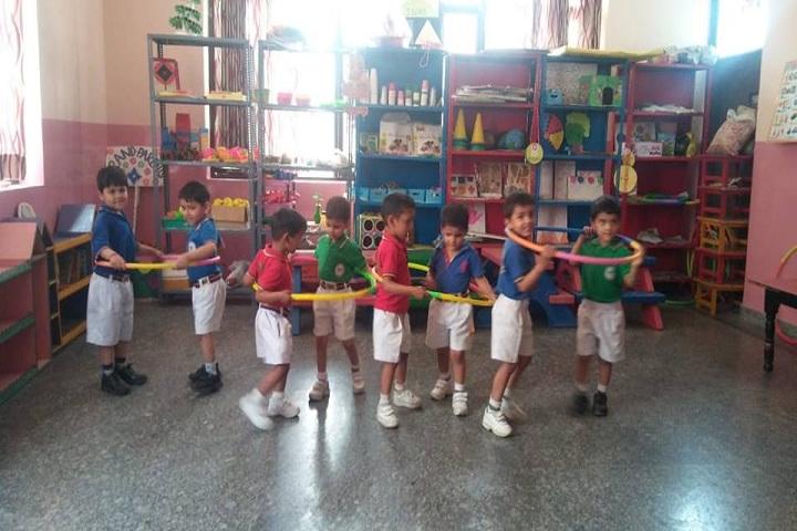Babu Ram Global School- Activity