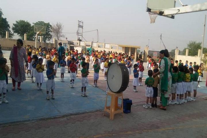 Babu Ram Global School- Assembly