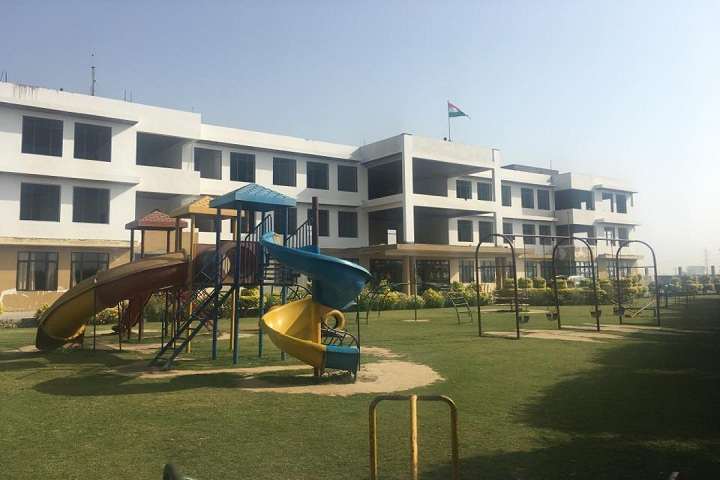 Babu Ram Global School- Building