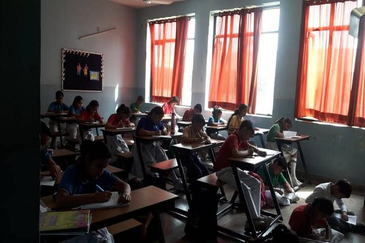 Babu Ram Global School- Classroom