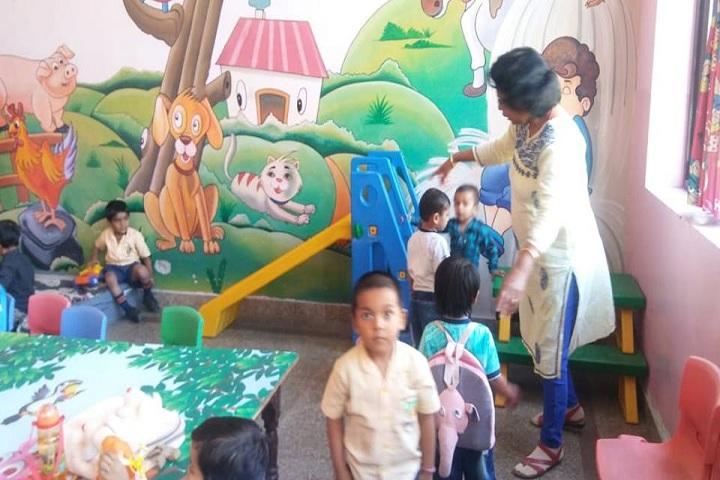 Babu Ram Global School- Play Area