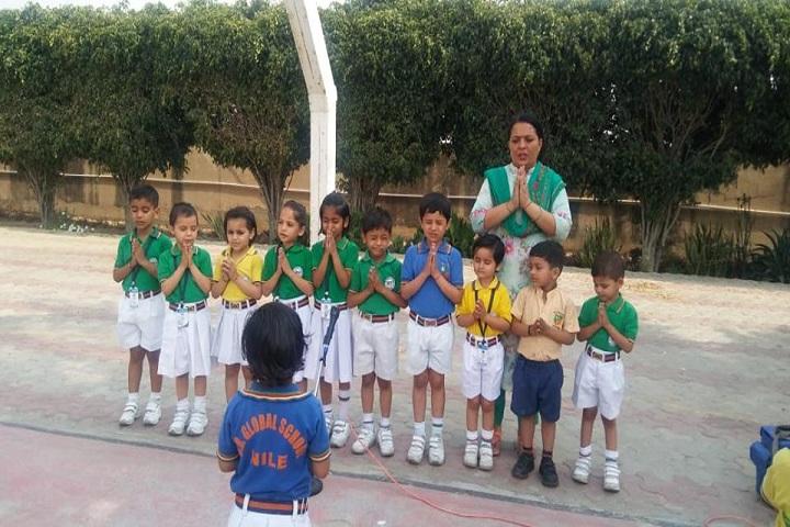 Babu Ram Global School- Prayer