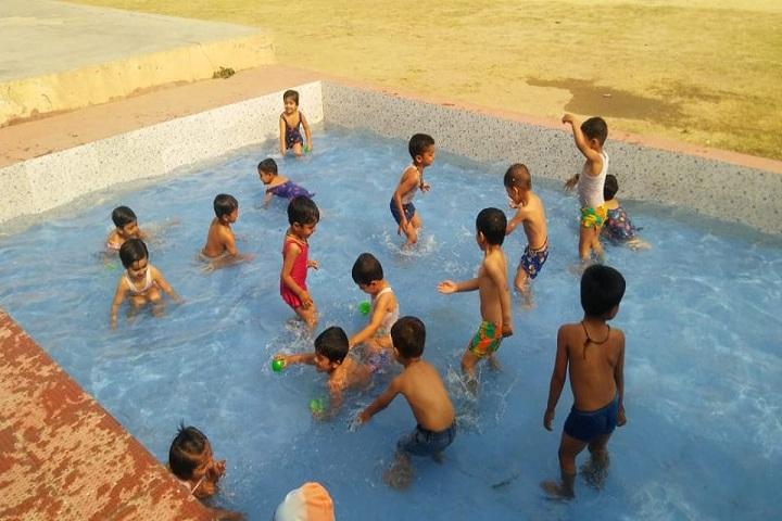 Babu Ram Global School- Swimming Pool