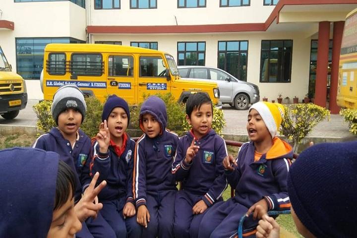 Babu Ram Global School- Transport
