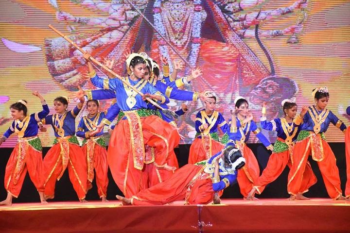 Bal Bharati Public School-Annual-Day-Dance