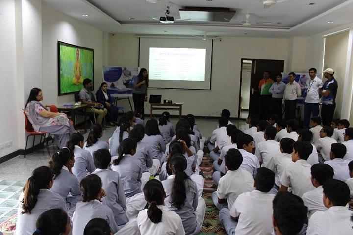 Bal Bharati Public School-Workshop