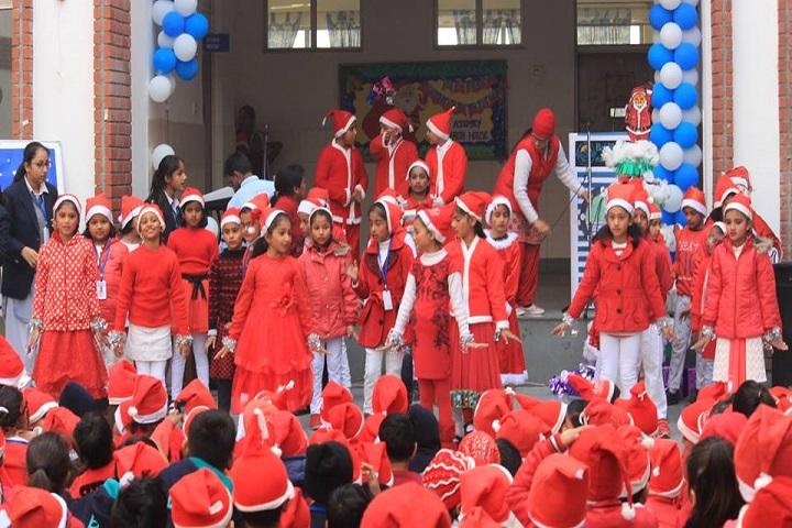 Bal Bharati Public School-X-Mass