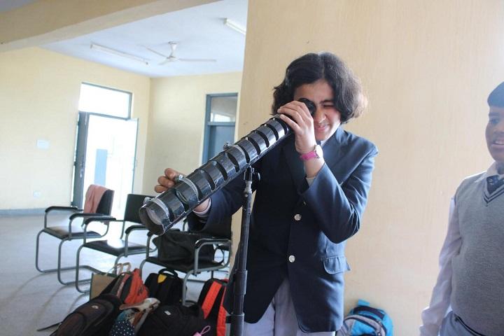 Bal Bharati Public School-Astronomy club