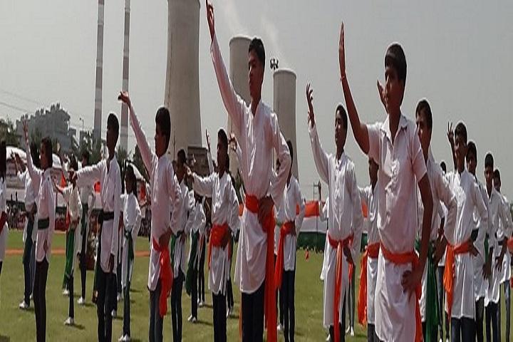Bal Bharati Public School-Dance performance