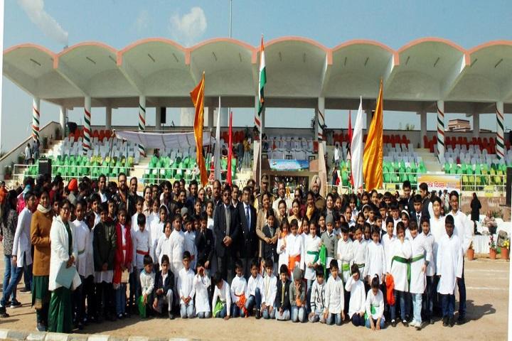 Bal Bharati Public School-Republic Day Celebrations