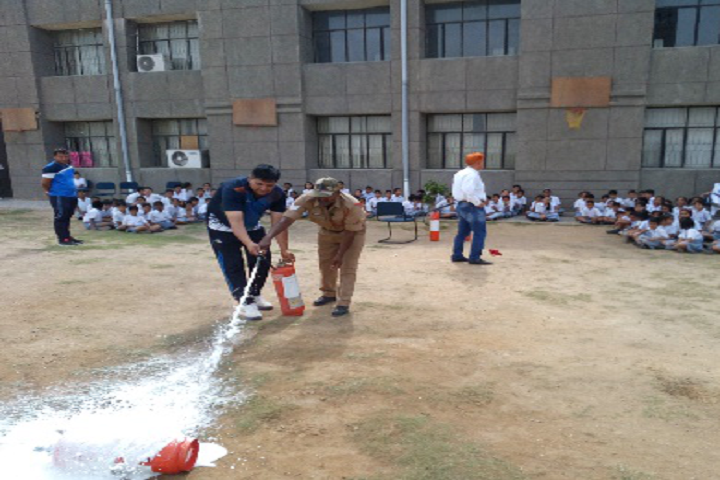 Bal Bharati Public School-Security