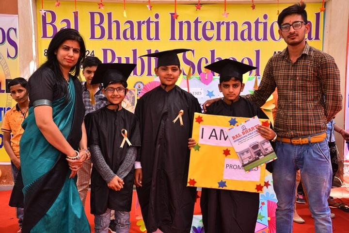 Bal Bharti International Public School-Achievements