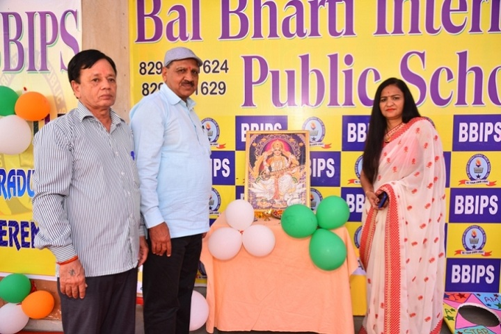 Bal Bharti International Public School-Activity