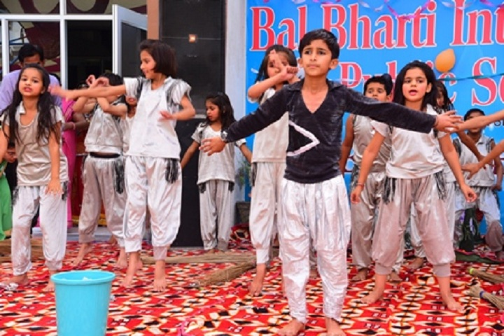 Bal Bharti International Public School-Dance