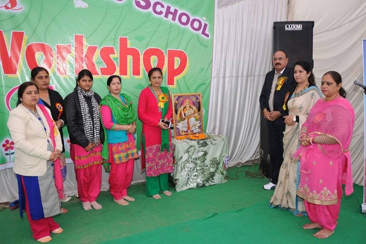 Bal Bharti International Public School-Function