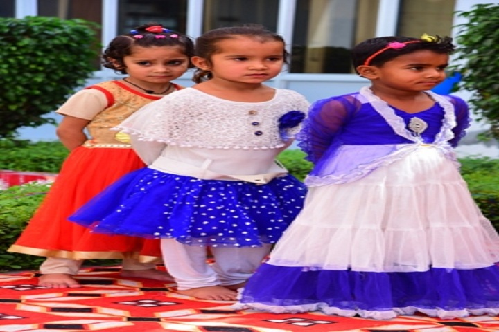 Bal Bharti International Public School-Kids