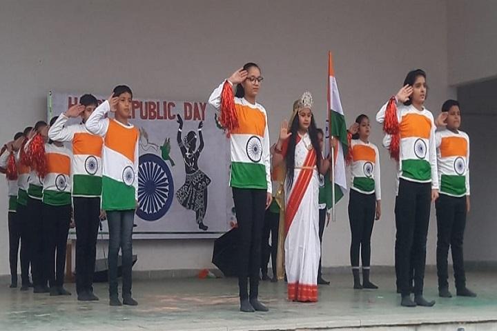 Bal Bharti School-Events