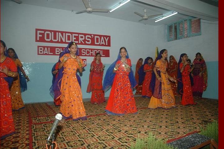 Bal Bharti School-Dance Performance
