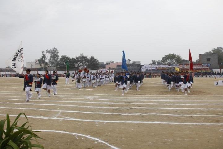 Bal Bharti School-Sports Day Celebrations