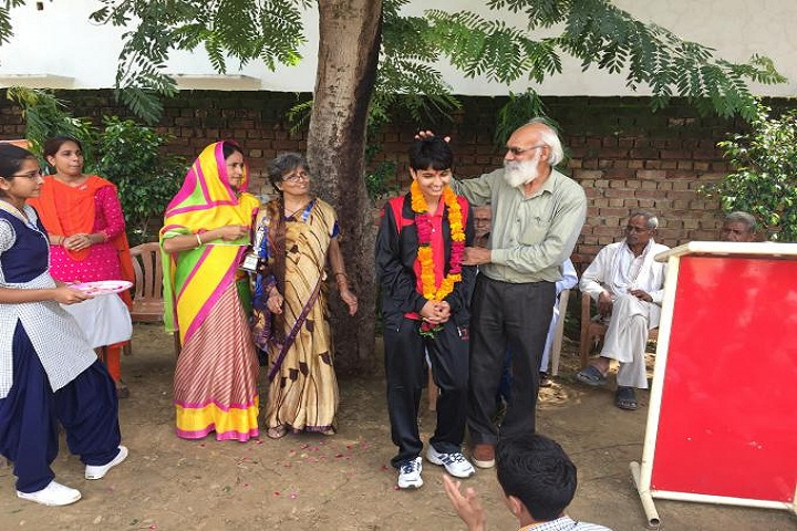 Bal Bharti Senior Seccondary School-Activity