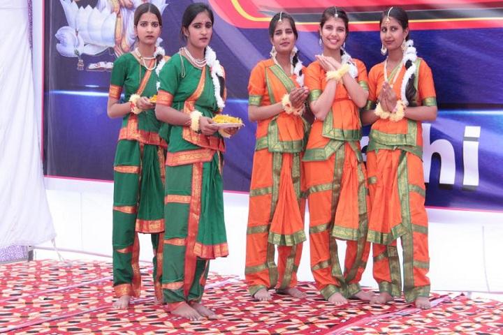 Bal Bharti Senior Seccondary School-Annual DAy