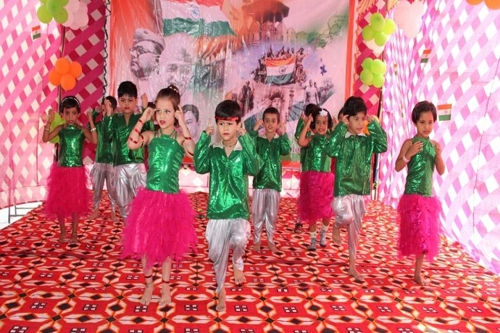 Bal Bharti Senior Seccondary School-Dance