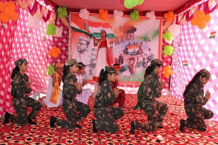 Bal Bharti Senior Seccondary School-Republic Day